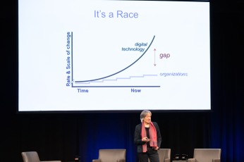 Taking the Challenge Forward - Christina Engelbart, Executive Director, The Doug Engelbart Institute